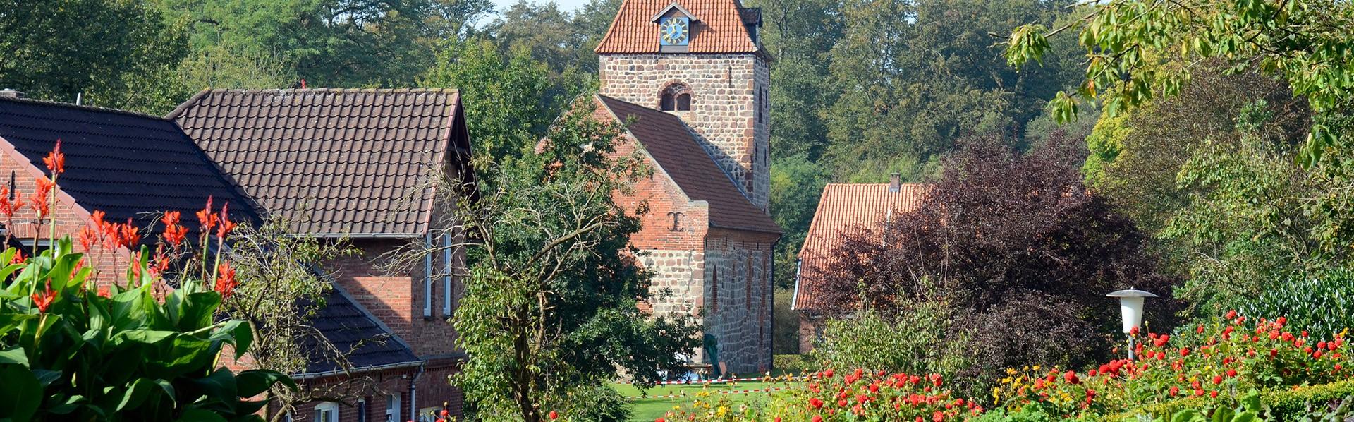 Banner Kirche